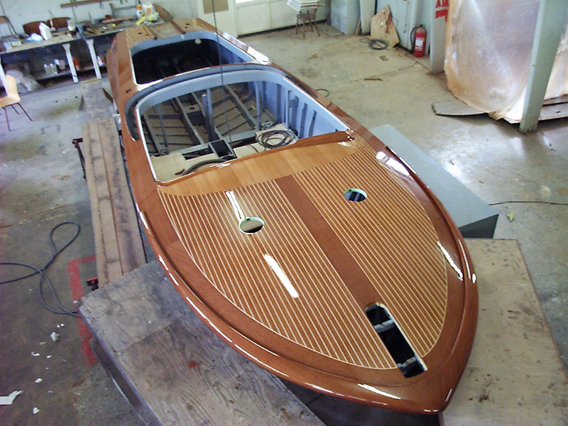 project Riva Aquarama Special NR 534