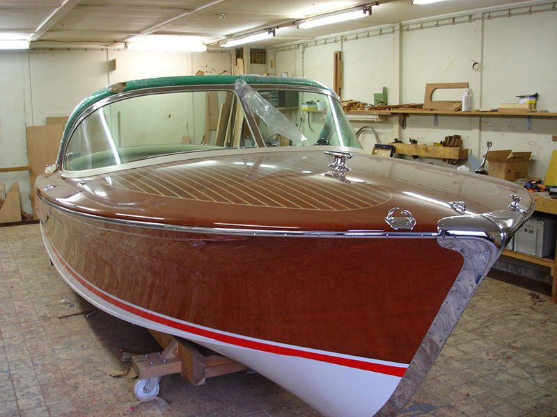 project Riva Super Ariston NR 618